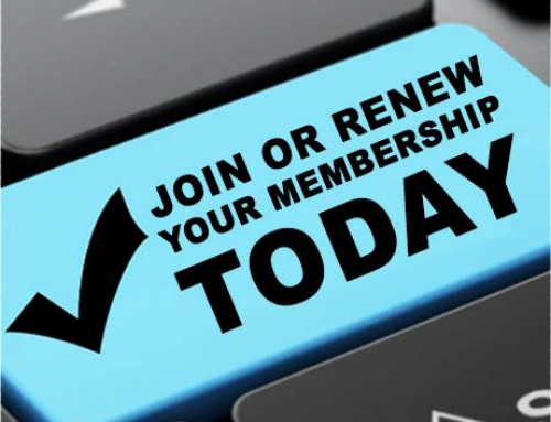 2018 Membership Renewal Time!