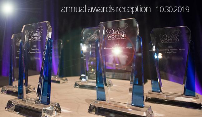 DWLA Announces 2019 Award Recipients – Dallas Women Lawyers