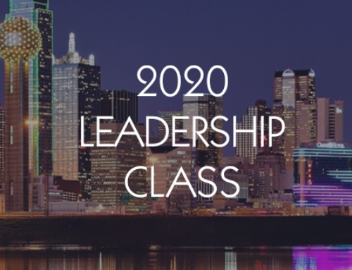 Introducing our 2020 Leadership Class