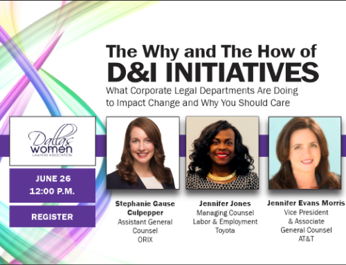 The Why and The How of D&I Initiatives