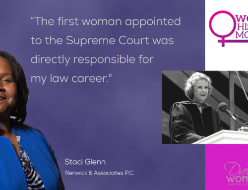 2021 Womens History Month-Staci Glenn