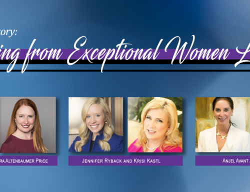 Her Story – Learning from Exceptional Women Lawyers
