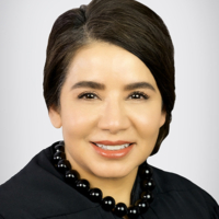 Judge Irma Ramirez